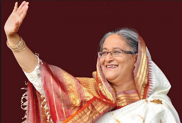 Sheikh Hasina to receive 2 awards for her leadership over Rohingya issue