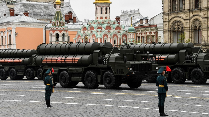 China 'outraged' by US sanctions over Russian weapons buy
