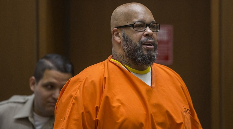 Rap mogul Suge Knight to serve 28 years in murder plea deal