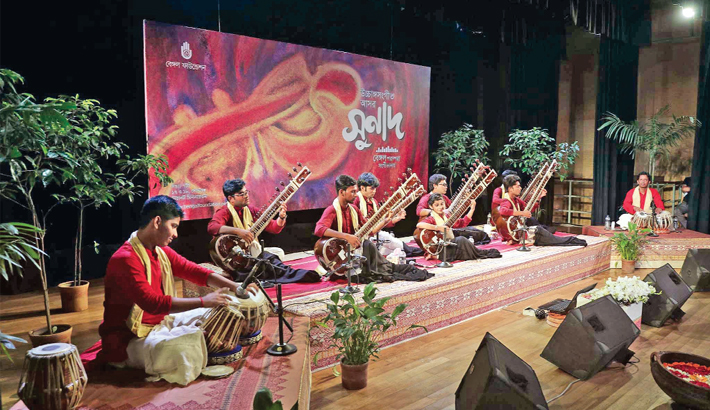 Two-day classical music soiree 'Sunaad' ends in city