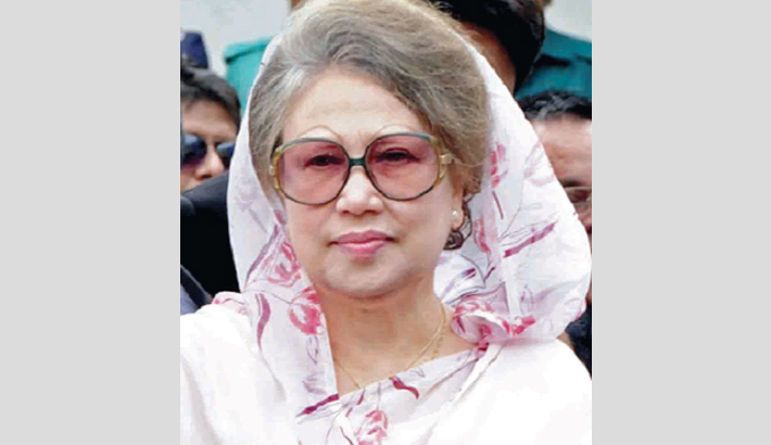 Trial to continue in absence of  Khaleda