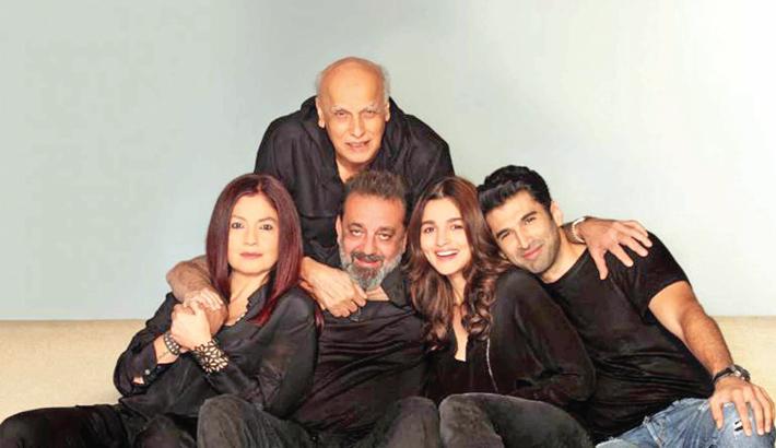 Alia, Pooja, Sanjay, Aditya in Sadak 2