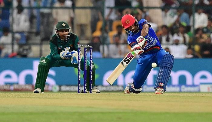 Shahidi, Asghar lift Afghanistan to 257-6 against Pakistan