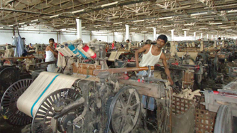 Project taken for modernisation of three jute mills