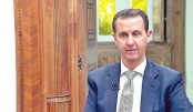 Assad blames  Israel over  downing of  Russian plane