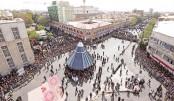 Annual Ashura in Tehran