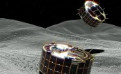 Japan space rovers lowered to asteroid to collect data