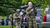 Woman kills three in Maryland shooting