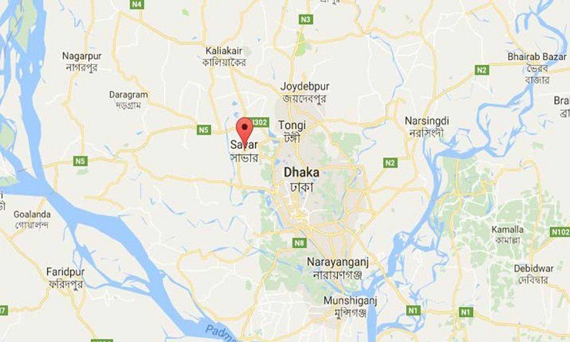 2 RMG workers found dead in Savar
