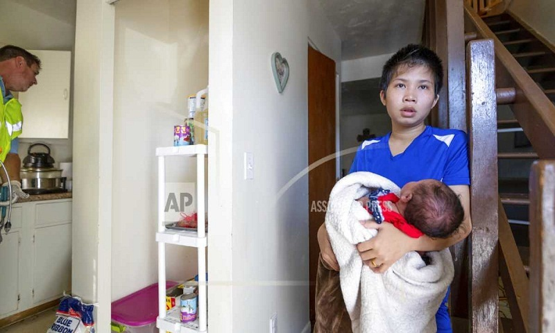 Myanmar refugees evacuated from squalid Omaha apartments