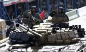 Deadly gun attack at Iran military parade, 8 killed