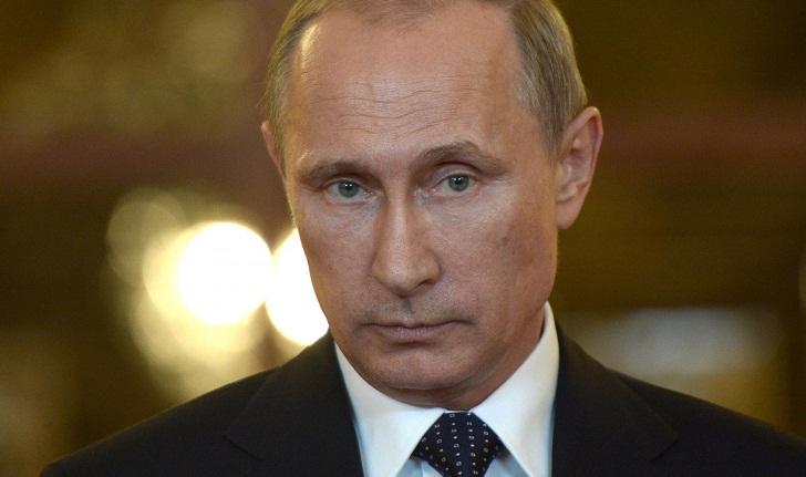 Putin 'appalled' by 'terrorist' attack in Iran