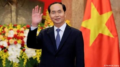 Vietnamese President Tran Dai Quang passes away