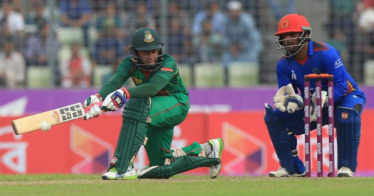Bangladesh win toss, elect to bat against Afghanistan