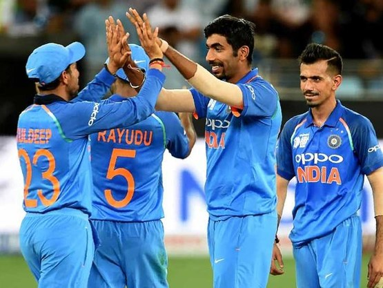 India restrict Pakistan to 237/7 in super four match