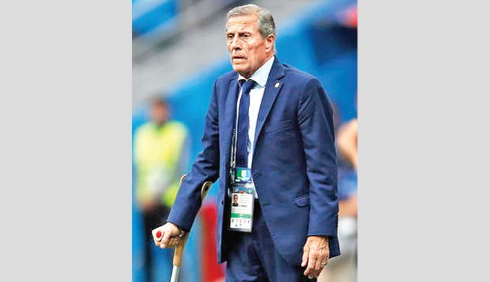 Tabarez renews with Uruguay until Qatar World Cup