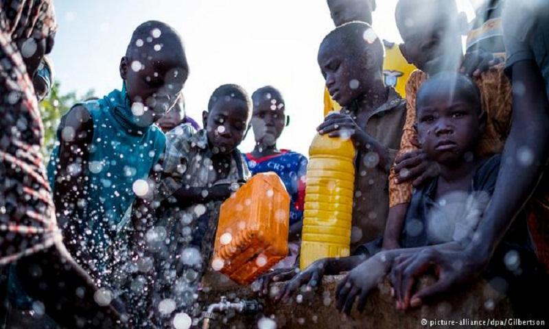Cholera outbreak in Nigeria's northeast kills nearly 100