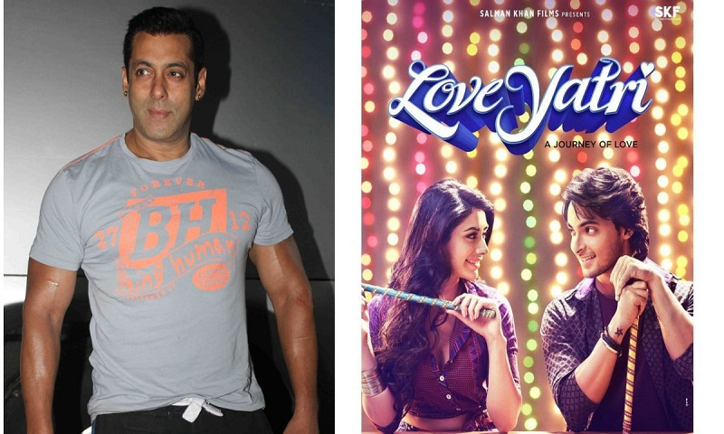 Case filed against Salman Khan, 'LoveYatri' cast in Bihar