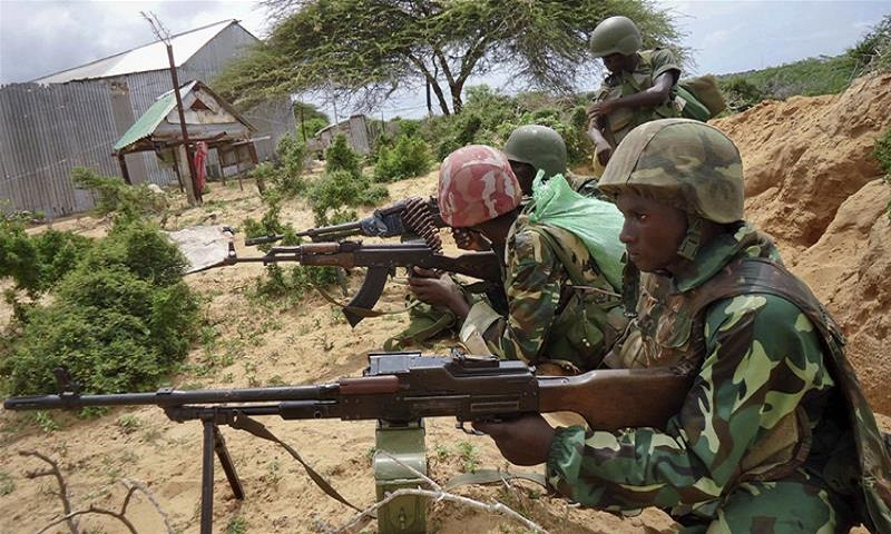 US air raid in Somalia kills 18 al-Shabab fighters