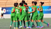 AFC U-16 Women's: Bangladesh emerge group champions beating Vietnam 2-0