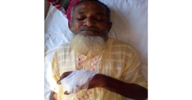 Patient's finger severed at Chandpur general hospital 'mistakenly'!