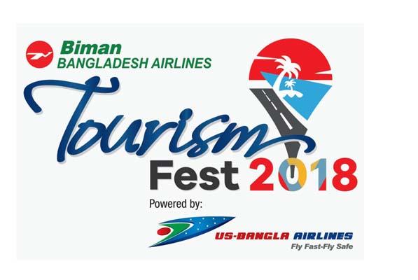"""3-day """"Biman Tourism Fest"""" begins September 27"""