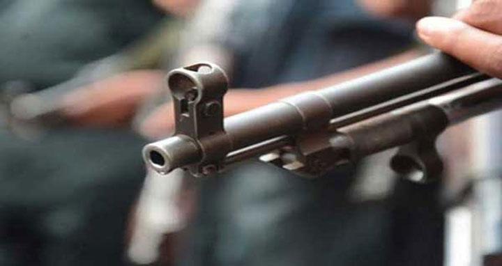 One killed in 'gunfight' in city