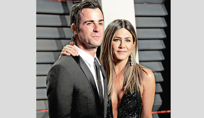 Theroux, Aniston's heartbreaking divorce