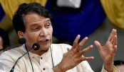 Indian Minister Suresh Prabhu due this evening