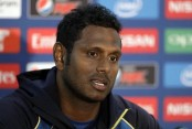 I'm a scapegoat, says sacked Sri Lanka captain Mathews