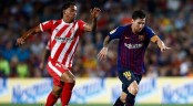 Messi sets another record in Spain as Barcelona loses points