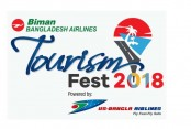 "3-day ""Biman Tourism Fest"" begins September 27"