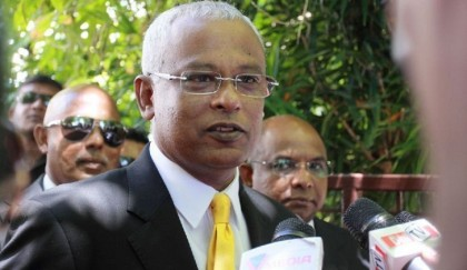All eyes on Maldives strongman after shock election defeat