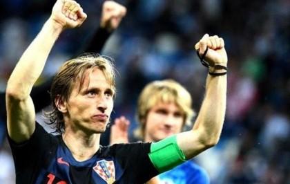 Modric threatens to end Ronaldo-Messi era