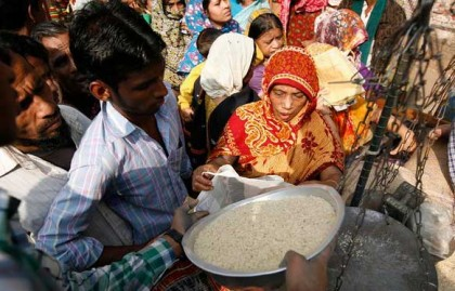 50 lakh ultra poor families get 10 lakh MT rice in 2 years