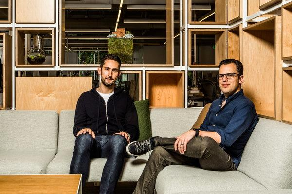 Instagram co-founders step down: NYT
