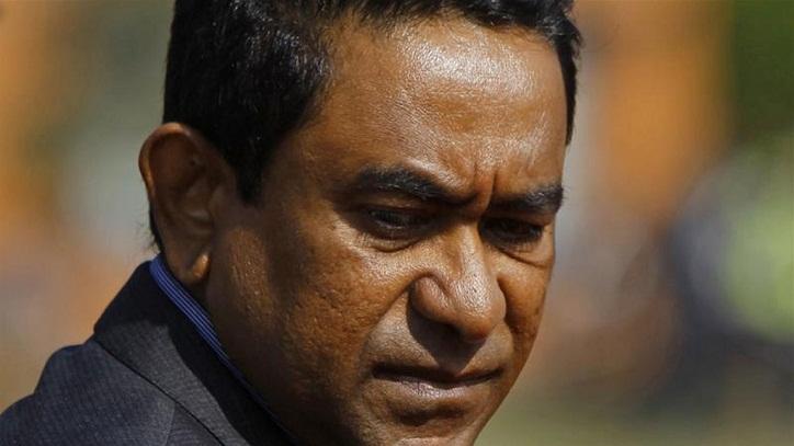 Sri Lanka ready to welcome toppled Maldives strongman