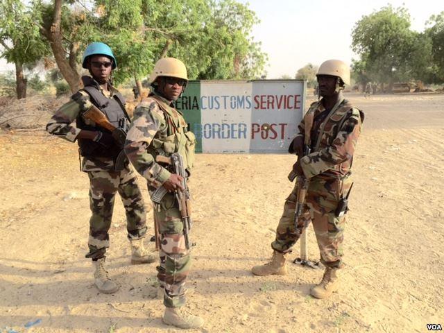 Nigerian troops kill 14 Boko Haram fighters, rescue 146 hostages: spokesman
