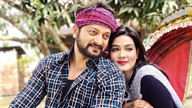 Symon-Mahi pair comes with sequel of Jannat