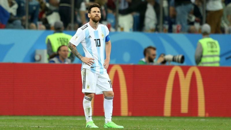Messi will miss Argentina friendly vs Brazil in October