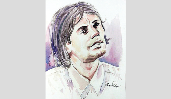 Poet Nazir's 64th birthday today