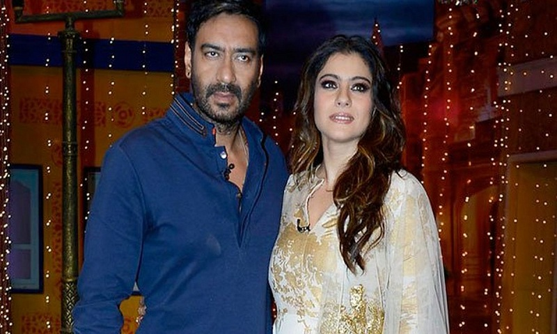 Ajay shares wife Kajol's phone number on Twitter