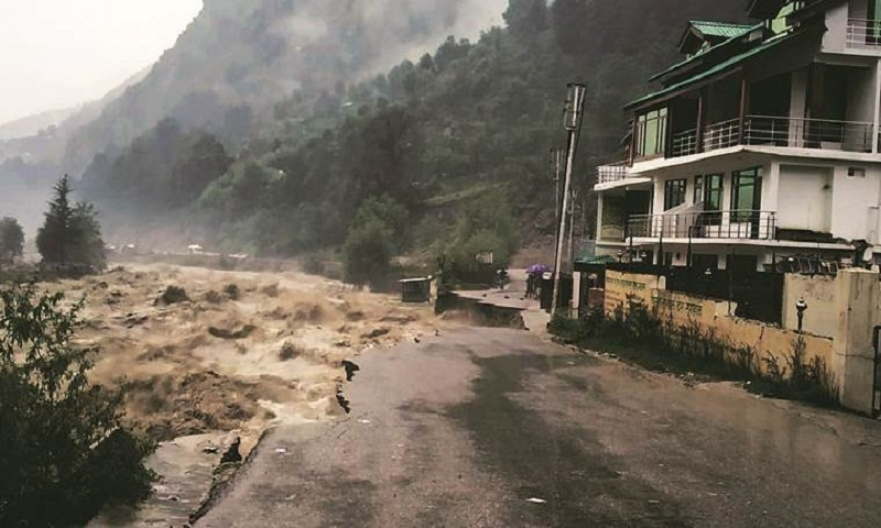 Punjab, Himachal Pradesh, Jammu and Kashmir: 22 dead as heavy rain triggers flash floods, landslides