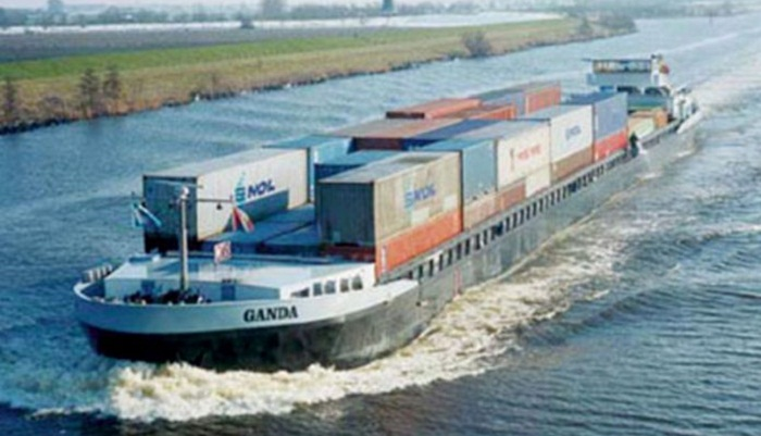 'India plans waterway freight corridor via Bangladesh to NE states'