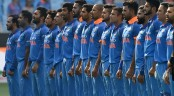 Cricket: Afghanistan bats against India in Asia Cup
