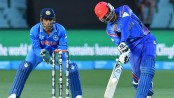 Afghanistan win toss, to bat first, Dhoni to lead India