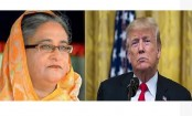 PM Sheikh Hasina joins Trump's welcome reception