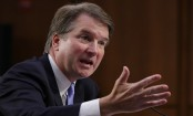 Brett Kavanaugh: Embattled Trump nominee 'not going anywhere'