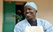 South Sudan doctor wins UN refugee prize