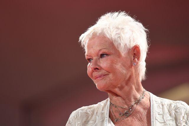 Screen legend Judi Dench honoured at Spain film festival